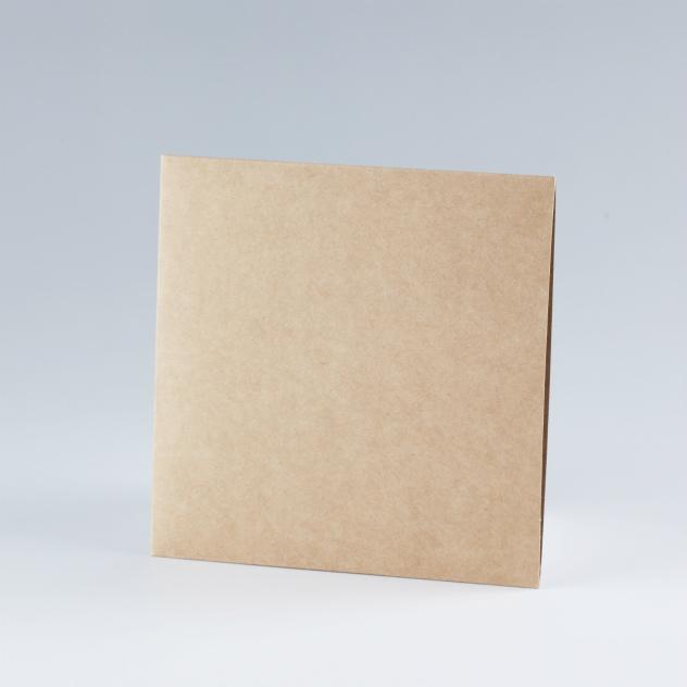 2P クラフト紙ジャケット CDプレス