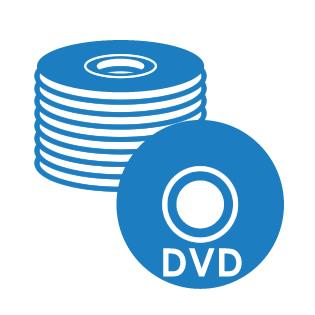 DVDプレス国内バルク