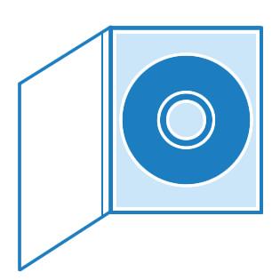 デジパック (トールサイズ) DVDプレス